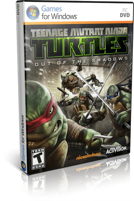 Descargar Teenage Mutant Ninja Turtles: Out of the Shadows [PC] [Full] [Español] [1-Link] [ISO] Gratis [MEGA]
