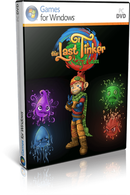 Descargar The Last Tinker: City of Colors [PC] [Full] [Español] [1-Link] [ISO] Gratis [MEGA]