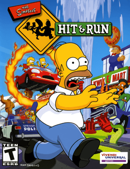 Descargar The Simpsons Hit & Run [PC] [Full] [1-Link] [SuperComprimido] [Español] Gratis [MEGA]
