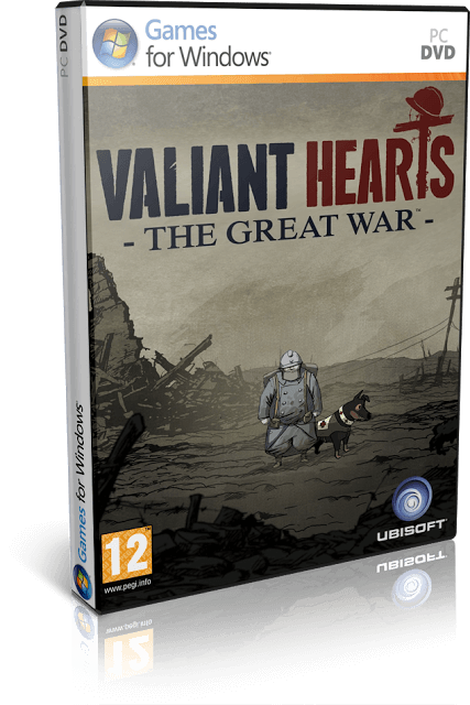 Descargar Valiant Hearts: The Great War [PC] [Full] [Español] [1-Link] [ISO] Gratis [MEGA-1Fichier]