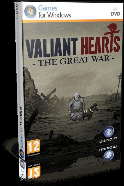 Descargar Valiant Hearts: The Great War [PC] [Full] [Español] [1-Link] [ISO] Gratis [MEGA]