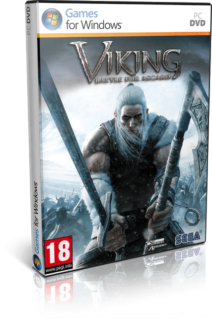 Descargar Viking: Battle for Asgard [PC] [Full] [Español] [ISO] Gratis [MEGA]