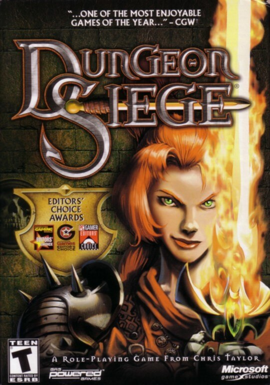 Descargar Dungeon Siege 1 [PC] [Portable] [1-Link] Gratis [MEGA]