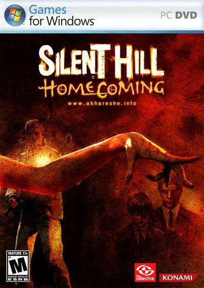 Descargar Silent Hill: HomeComing [PC] [Full] [Español] [1-Link] [ISO] Gratis [MEGA-1Fichier]