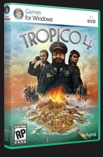 Descargar Tropico 4: Collector's Bundle [PC] [Full] [Español] [1-Link] [ISO] Gratis [MEGA]