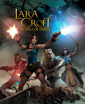 Descargar Lara Croft and the Temple of Osiris [PC] [Full] [Español] [ISO] Gratis [MEGA]