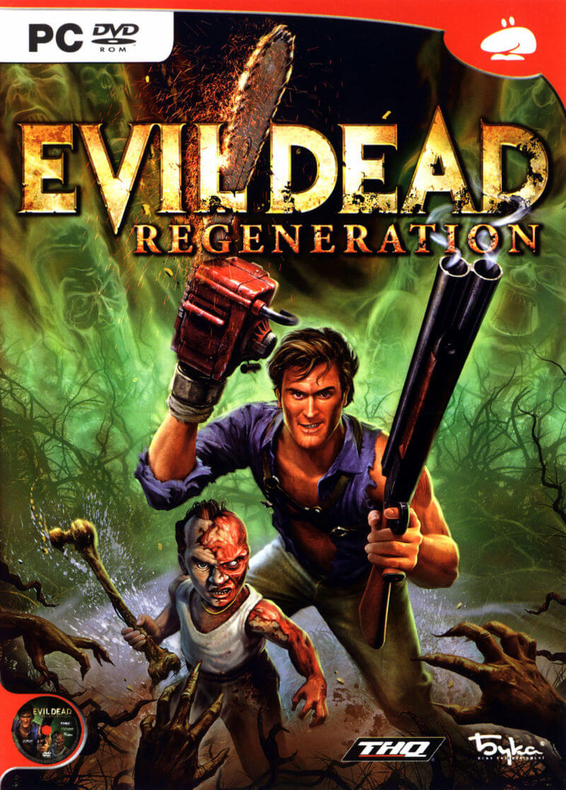 Descargar Evil Dead: Regeneration [PC] [Full] [SuperComprimido] [Español] Gratis [MEGA]