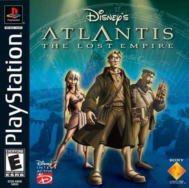 Descargar Atlantis: The Lost Empire [PC] [Portable] [.exe] [1-Link] Gratis [MediaFire]