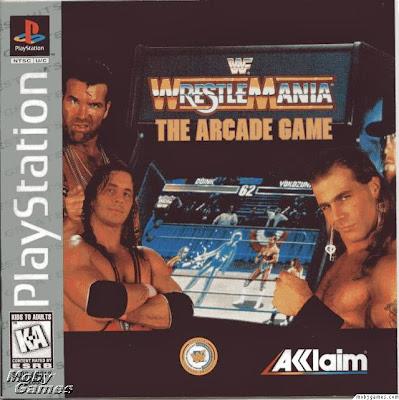 Descargar WWF Wrestlemania: The Arcade Game [PC] [Portable] [.exe] [1-Link] Gratis [MediaFire]