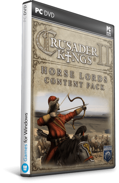 Descargar Crusader Kings II: Horse Lords [PC] [Full] [ISO] [Español] Gratis [MEGA]