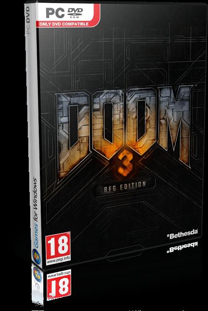 Descargar DOOM 3: BFG Edition [PC] [Full] [Español] [1-Link] [ISO] [Español] Gratis [MEGA]