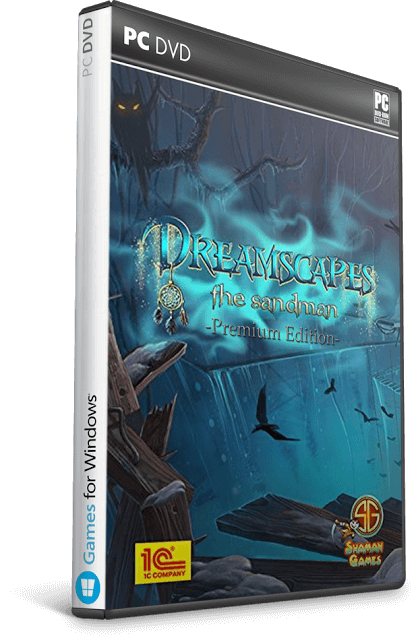 Descargar Dreamscapes: The Sandman Premium Edition [PC] [Full] [Español] [ISO] [1-Link] Gratis [MEGA]