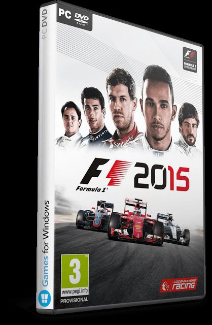 Descargar F1 2015 [+Online] [PC] [Full] [ISO] [Español] Gratis [MEGA]