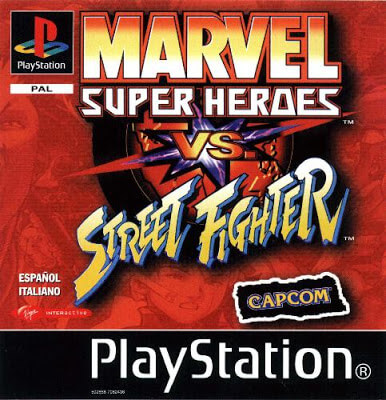 Descargar Marvel Super Heroes vs Street Fighter [PC] [Portable] [.exe] [1-Link] Gratis [MediaFire]