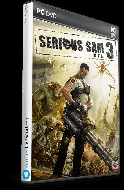 Descargar Serious Sam 3: BFE [PC] [Full] [Español] [ISO] Gratis [MEGA]