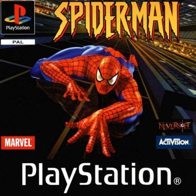 Descargar Spiderman 1 [PC] [Portable] [.exe] [1-Link] Gratis [MEGA]