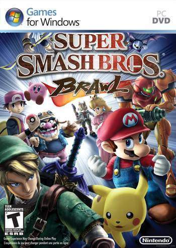 Descargar Super Smash Bros Brawl [PC] [Full] [Español] [ISO] Gratis [MEGA]