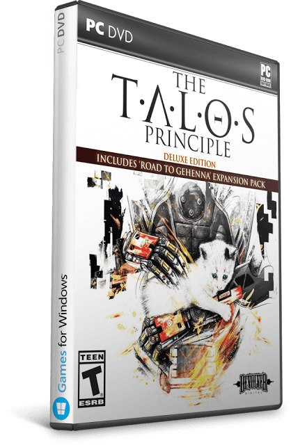 Descargar The Talos Principle Deluxe Edition [PC] [Full] [ISO] [Español] Gratis [MEGA]