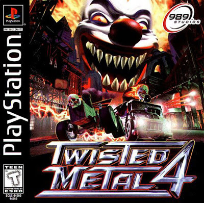 Twisted metal 4 [Latino] [1 Link] [MEGA]