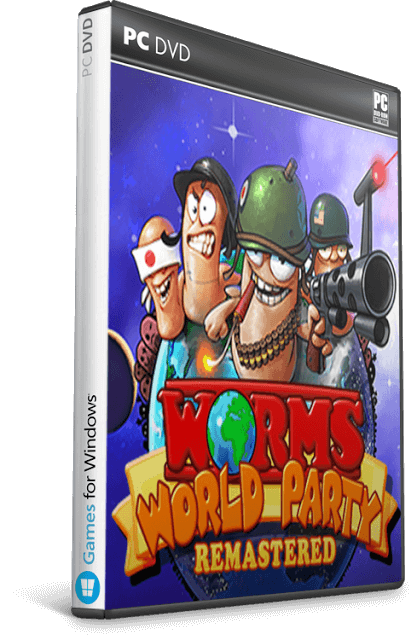 Descargar Worms: World Party Remastered [PC] [Full] [Español] [ISO] [1-Link] Gratis [MEGA]