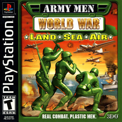 Descargar Army Men World War [PC] [Portable] [.exe] [1-Link] Gratis [MEGA]