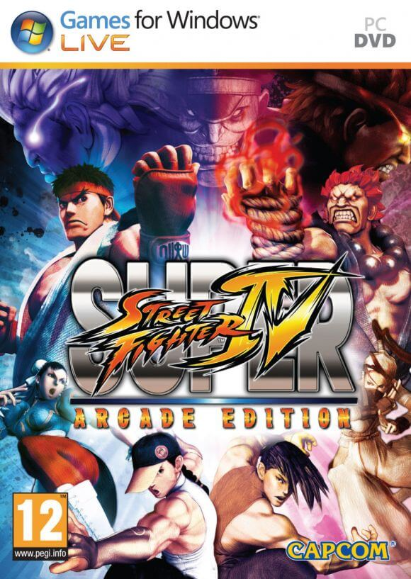 Descargar Super Street Fighter IV [PC] [Full] [Español] [ISO] Gratis [MEGA]