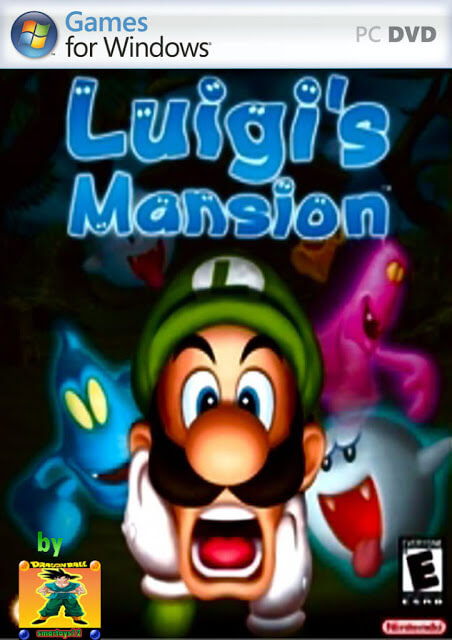Descargar Luigi's Mansion [PC] [Full] [Español] [1-Link] [ISO] Gratis [MEGA]