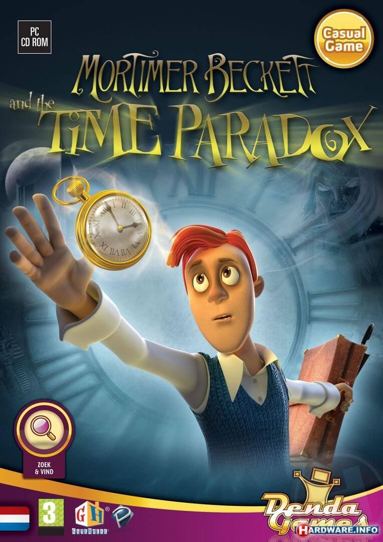 Descargar Mortimer Beckett y la Paradoja del Tiempo [PC] [Full] [Español] [1-Link] Gratis [MediaFire]