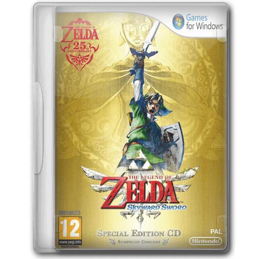 Descargar The Legend of Zelda: Skyward Sword [PC] [Full] [1-Link] Gratis [MEGA]