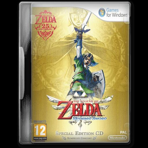 Descargar The Legend of Zelda: Skyward Sword [PC] [Full] [1-Link] Gratis [MEGA]