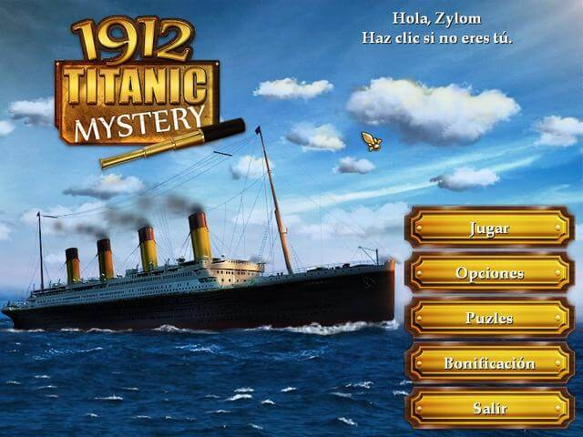 Descargar 1912 Titanic Mystery [PC] [Portable] [1-Link] [.exe] Gratis [MediaFire]