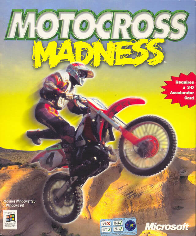 Descargar Motocross Madness 1 [PC] [Full] [1-Link] Gratis [MediaFire-4Shared]