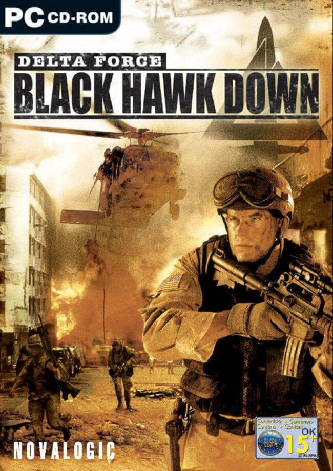 Descargar Delta Force: Black Hawk Down [PC] [Full] [1-Link] [Español] Gratis [MediaFire]