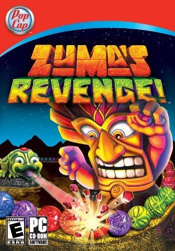 Descargar Zuma's Revenge [PC] [Portable] [1-Link] [.exe] Gratis [MEGA]