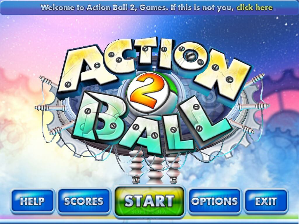 Descargar Action Ball 2 [PC] [Portable] [1-Link] [.exe] Gratis [MEGA]