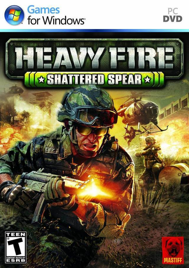 Descargar Heavy Fire: Shattered Spear [PC] [Full] [ISO] [Español] Gratis [MEGA]