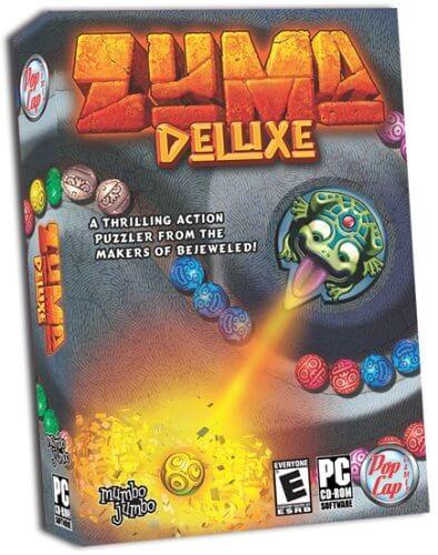 Descargar Zuma Deluxe [PC] [Portable] [1-Link] [.exe] Gratis [MEGA]