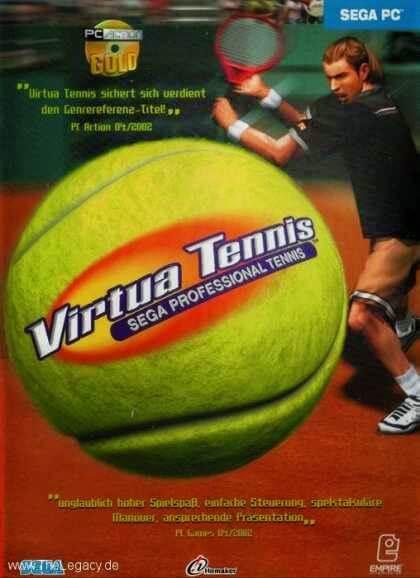 Descargar Virtua Tennis 1 [PC] [Full] [1-Link] [ISO] [Español] Gratis [MEGA]