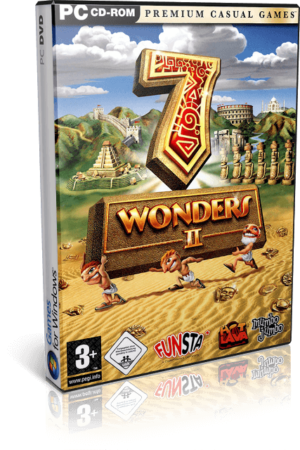 Descargar 7 Wonders II [PC] [Portable] [1-Link] [.exe] Gratis [MEGA]