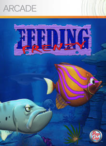 Descargar Feeding Frenzy 1 Deluxe [PC] [Portable] [1-Link] [.exe] Gratis [MEGA]