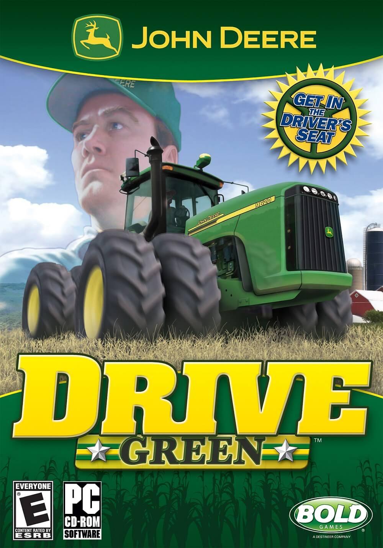 Descargar John Deere Drive Green [PC] [Portable] [1-Link] [.exe] Gratis [MEGA]
