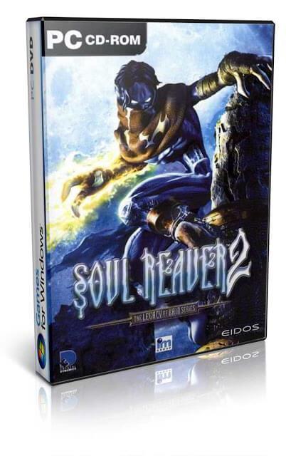 Descargar Soul Reaver 2 [PC] [Full] [Español] [ISO] [2-Links] Gratis [MEGA]