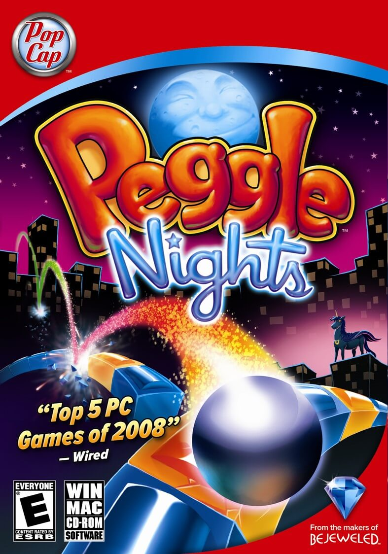Descargar Peggle Nights Deluxe [PC] [Portable] [1-Link] [.exe] Gratis [MEGA]