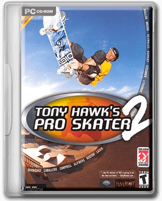 Descargar Tony Hawk's Pro Skater 2 [PC] [Portable] [1-Link] [Full] Gratis [MEGA]