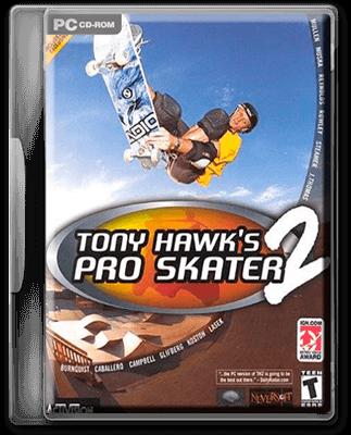 Descargar Tony Hawk's Pro Skater 2 [PC] [Portable] [1-Link] [Full] Gratis [MEGA]