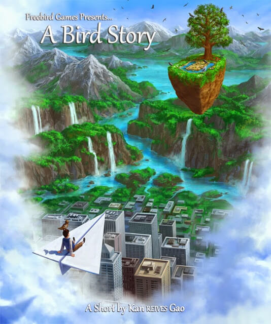 Descargar A Bird Story [PC] [Portable] [1-Link] [.exe] Gratis [MEGA]