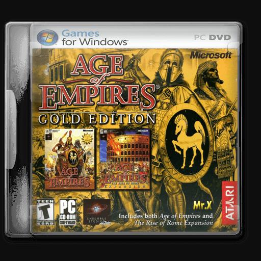 Descargar Age of Empires 1: Gold Edition [PC] [Full] [1-Link] [ISO] [Español] Gratis [MEGA]