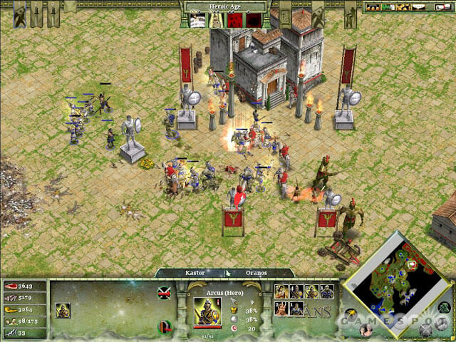 BAIXAR AGE OF MYTHOLOGY THE TITANS BAIXAKI