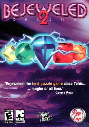 Descargar Bejeweled 2 Deluxe [PC] [Portable] [1-Link] [.exe] Gratis [MediaFire]