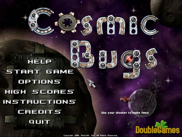 Descargar Cosmic Bugs [PC] [Portable] [1-Link] [.exe] Gratis [MEGA]